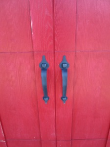 God opens and closes doors.