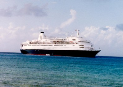 Dialysis Cruise Ship 1991