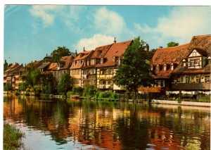 Picturesque Bamberg!