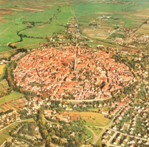 Rothenburg - an ancient walled city