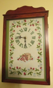 My 1983 Strawberry clock still hangs in my kitchen!