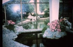 Lobby of the beautiful Cypress Hotel