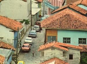 Tegucigalpa, capitol of Honduras