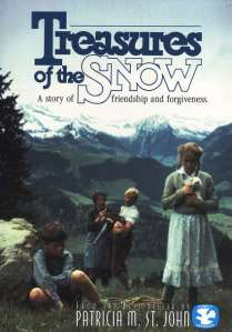Treasures of the Snow - a wonderful family DVD on forgiveness filmed in the Swiss Alps.