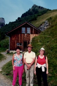 Elizabeth, Peter, and Joanie were our wonderful tour guides.