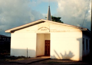 9 Dangriga Baptist Church