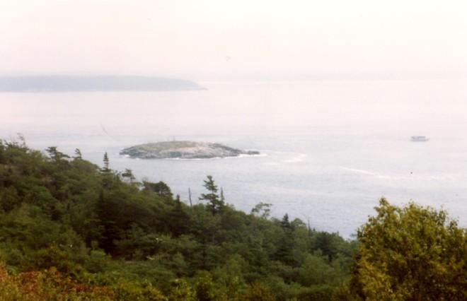 Acadia view 1991