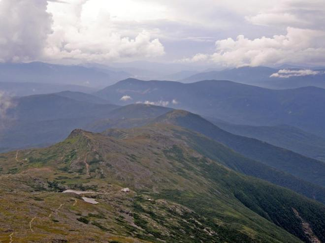 mtwashingtonsummit view